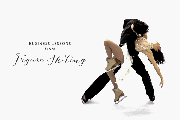 Business Lessons from Figure Skating