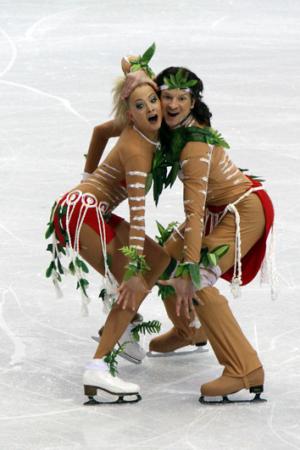 Domnina and Shabalin Olympics