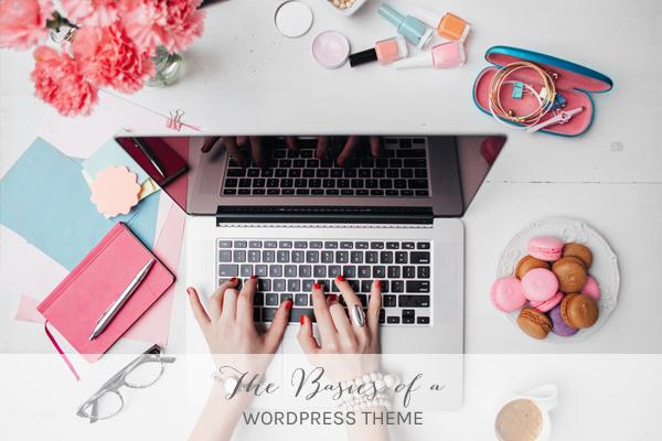 Basics of WordPress Theme