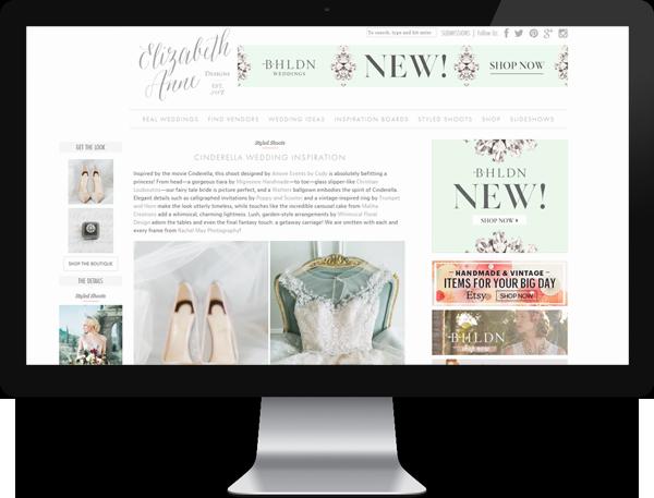 Elizabeth Anne Designs Custom Theme