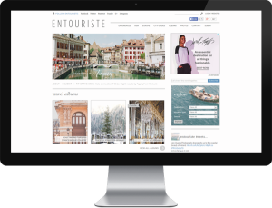 Entouriste Custom Theme